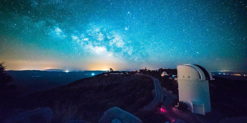 Stargazing in Arizona at its finest at the Kitt Peak National Observatory