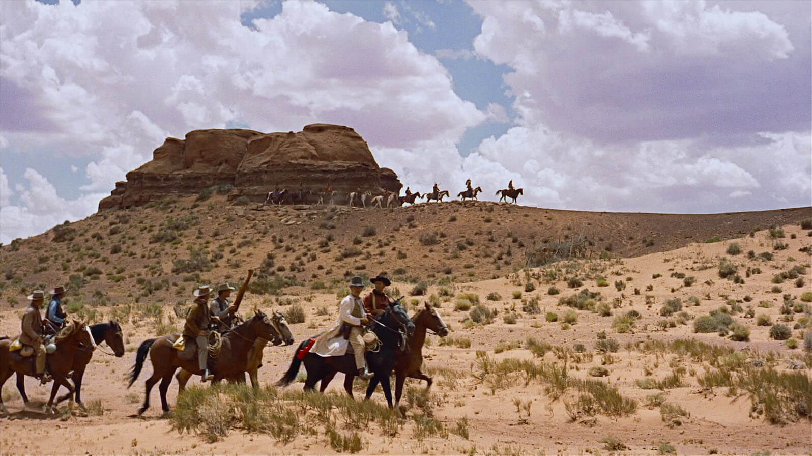 John Ford's The Searchers, one of the best Monument Valley movies.