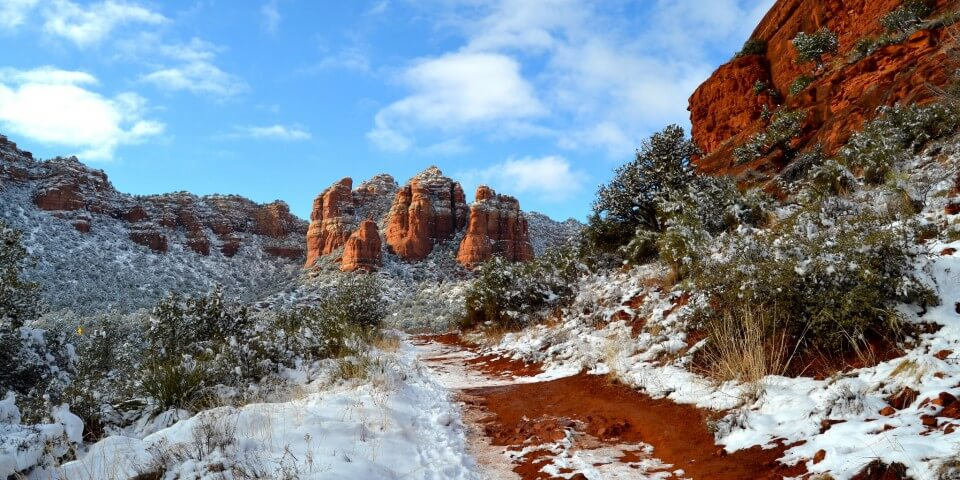 The best images of Arizona always include the breathtaking red rocks of Sedona.