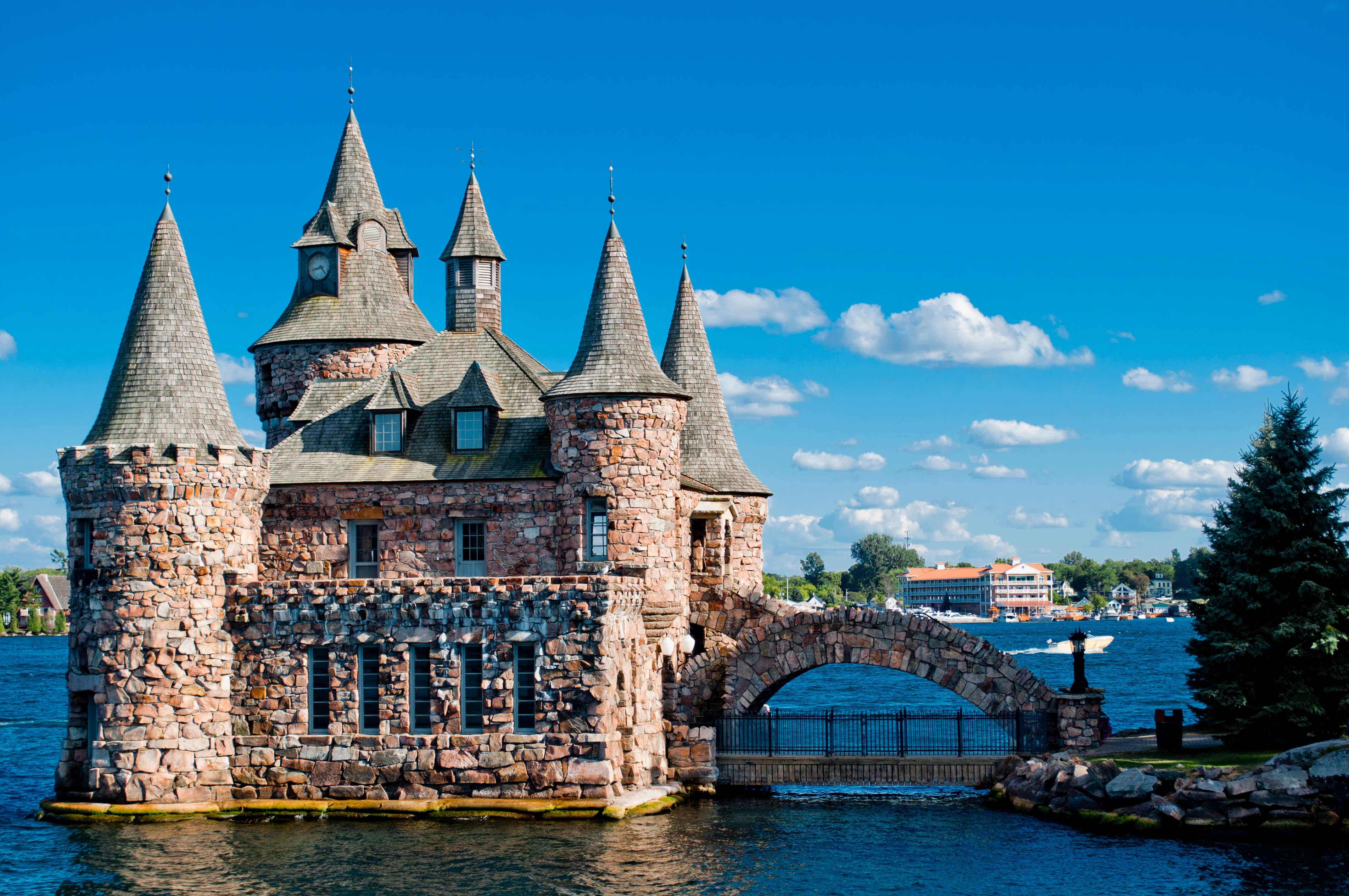 Boldt Castle, One of the More Unique Spots in New York