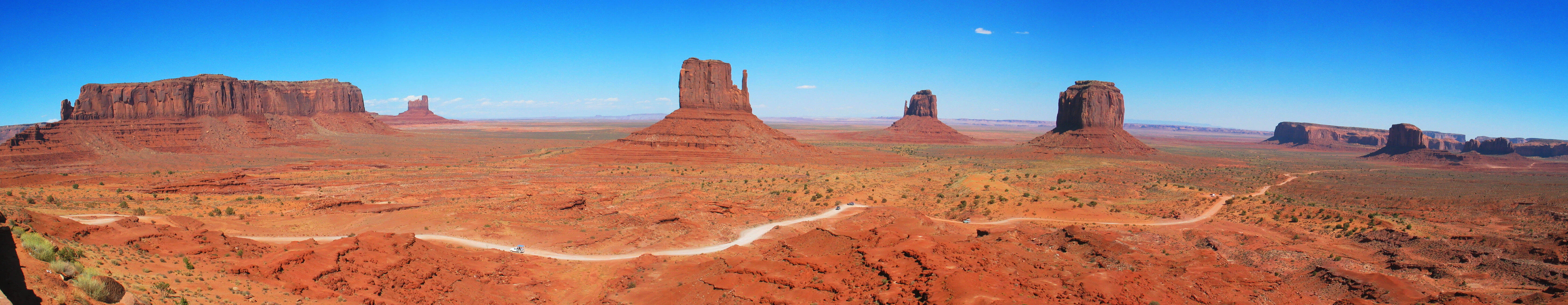 10 Movies Where You've Seen Monument Valley
