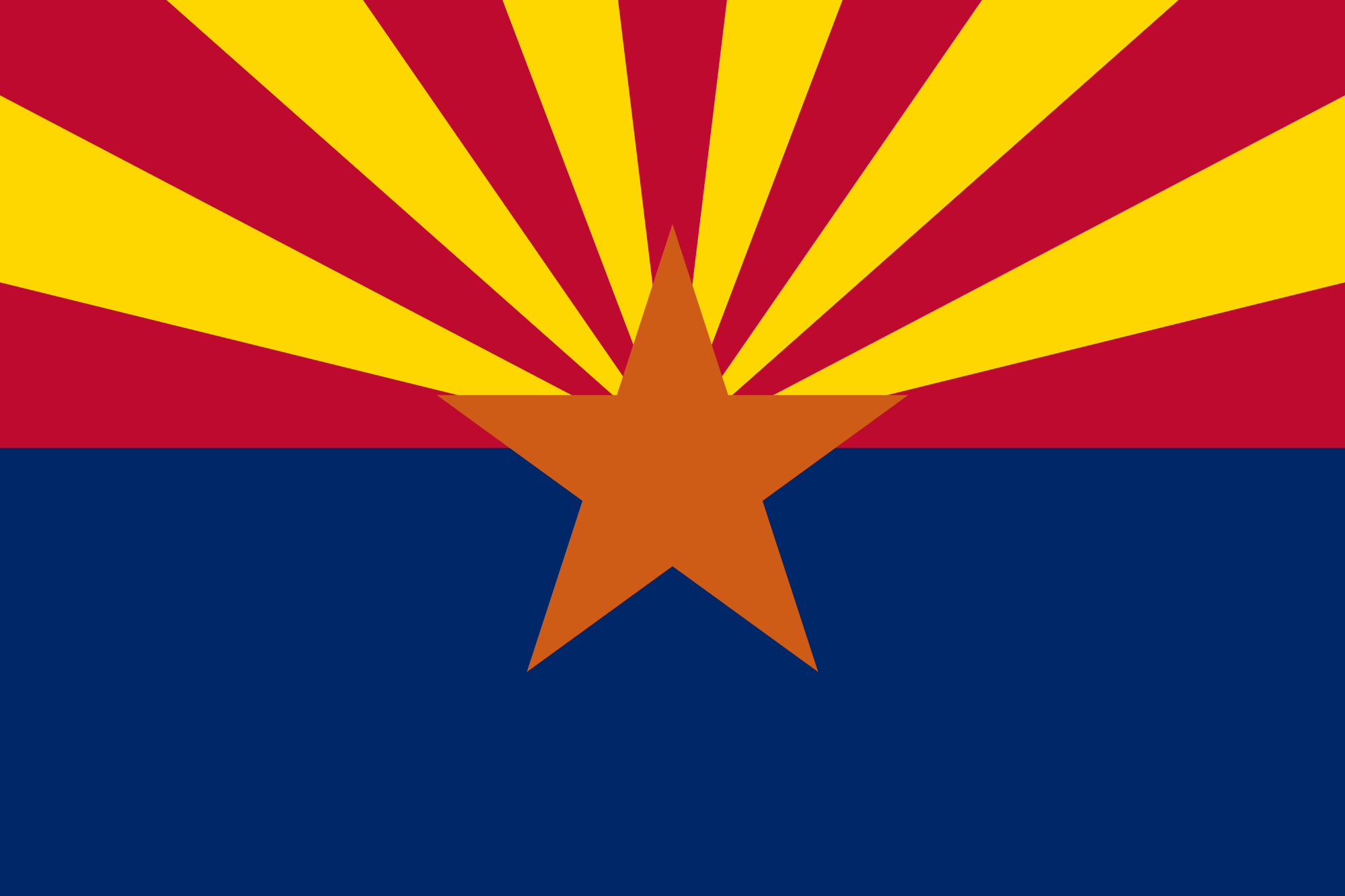 It's Arizona, But You Can Call Us….