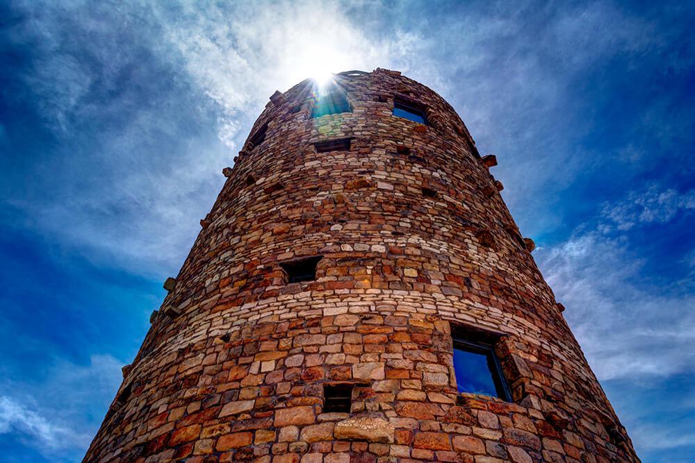 Desert View Watchtower. nikonnites.com