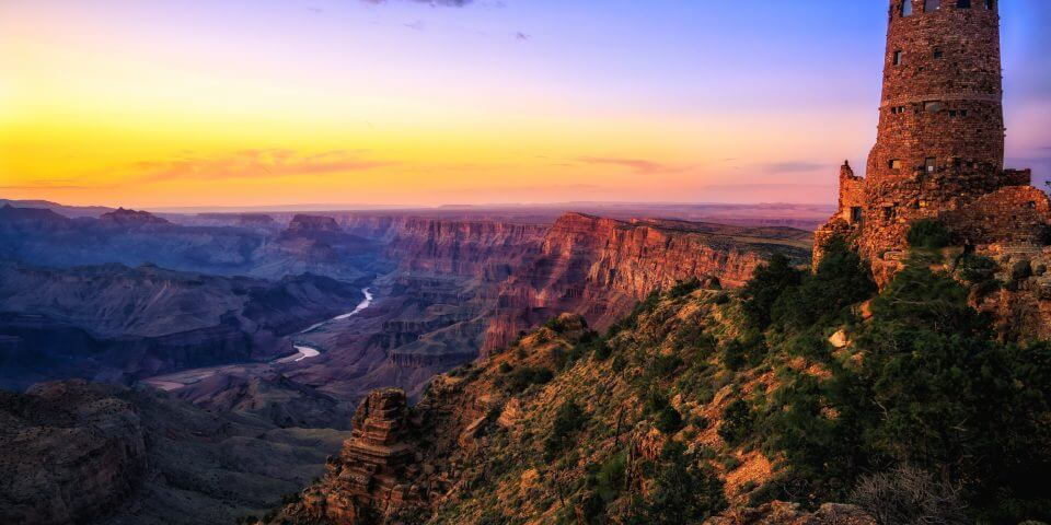5 Reasons Why You Can't Miss the Incredible Watchtower View of the Grand Canyon