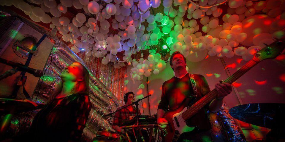 Bands Perform Live at The Womb