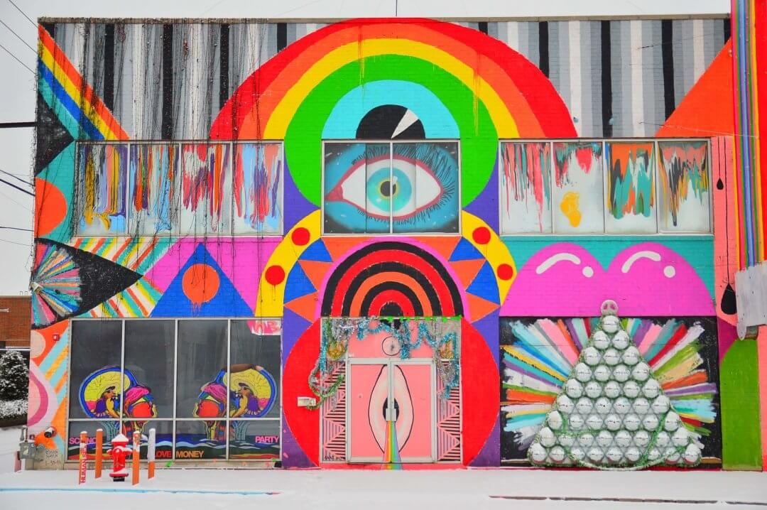 Why Anyone Into the Arts Should Check Out The Womb in Oklahoma City