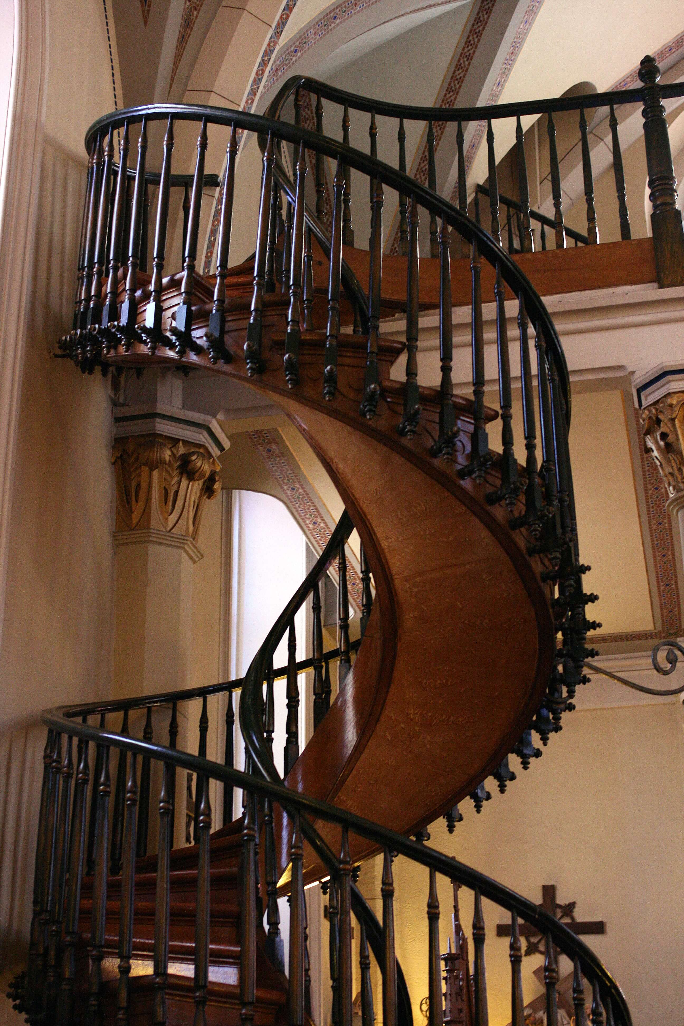 Why You Must Visit The Miraculous Loretto Chapel Staircase in Santa Fe