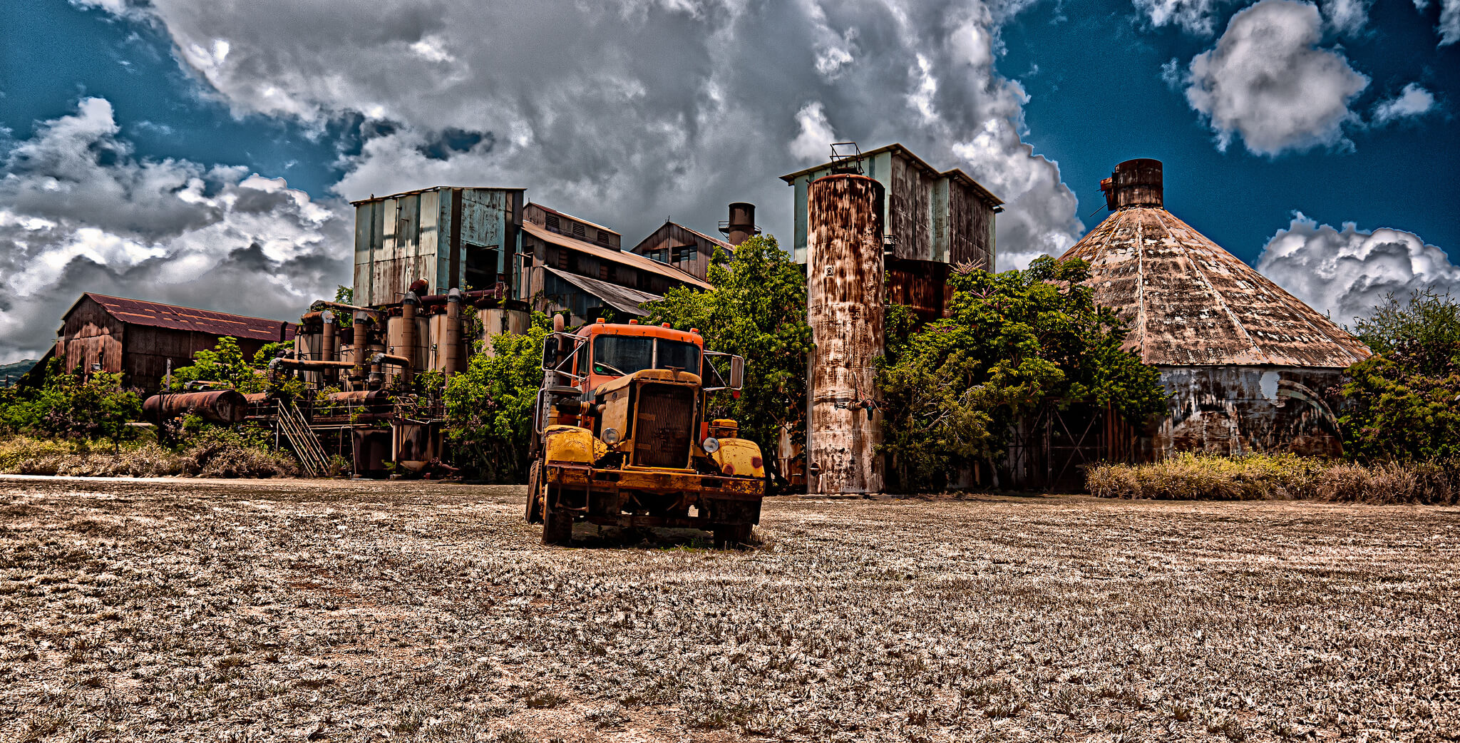 5 Things You Didn't Know About The Abandoned Old Koloa Sugar Mill