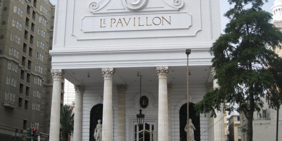 La Pavillon Hotel - New Orleans