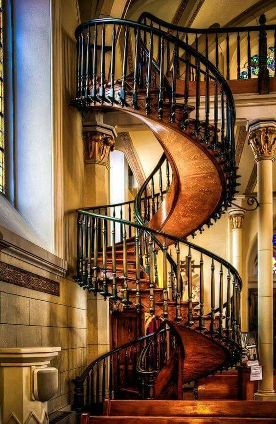 Why You Must Visit The Miraculous Loretto Chapel Staircase
