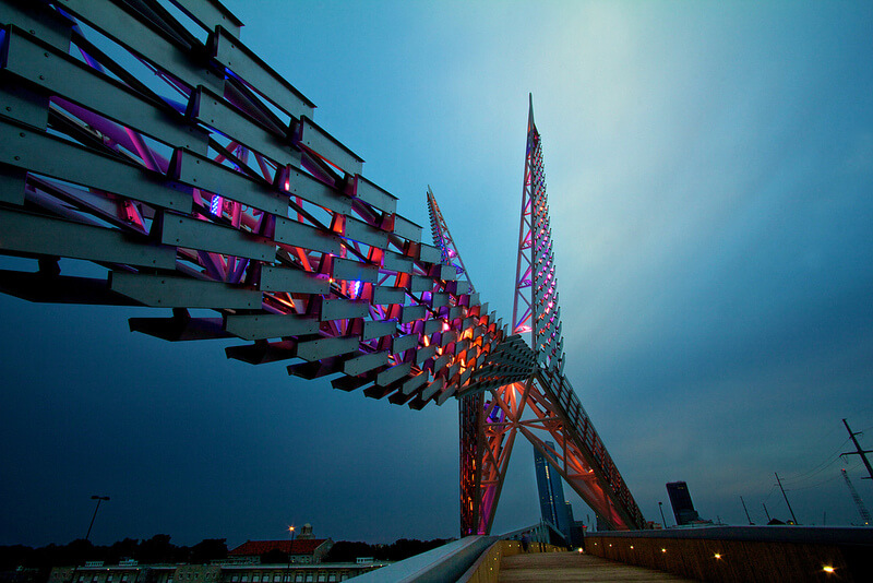 Ten Amazing Sculptures in Oklahoma City You Must See