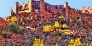 4 Unbelievable Facts About the Copenhaver Castle in Arizona
