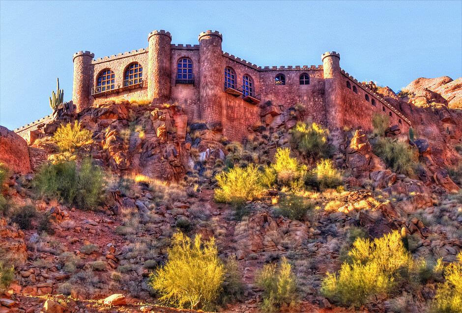 4 Unbelievable Facts About This Impressive Castle in Arizona