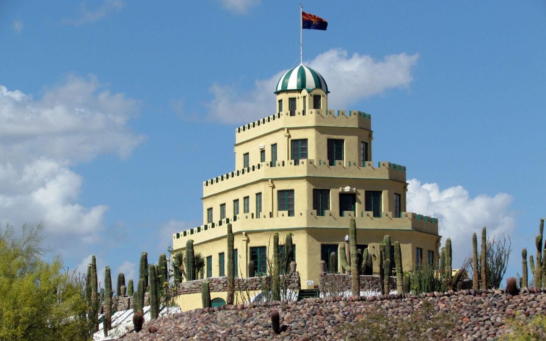 5 Reasons You Can't Miss the Beautiful Tovrea Castle In Phoenix, Arizona
