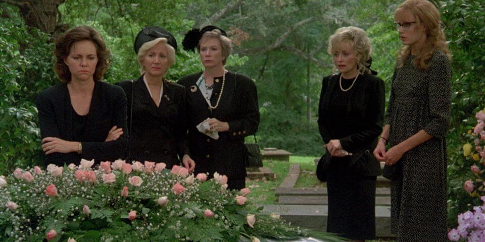 Steel Magnolias featuring Shirley MacLaine, Olympia Dukakis and Sally Field - 1989