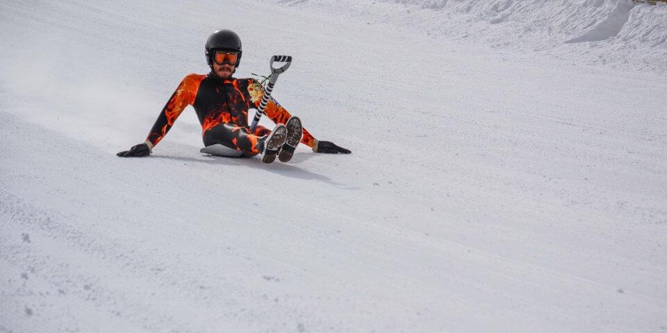 World Shovel Race - Photo courtesy Business Wire.