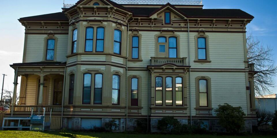 Meeker Mansion - Photo by David Pickles