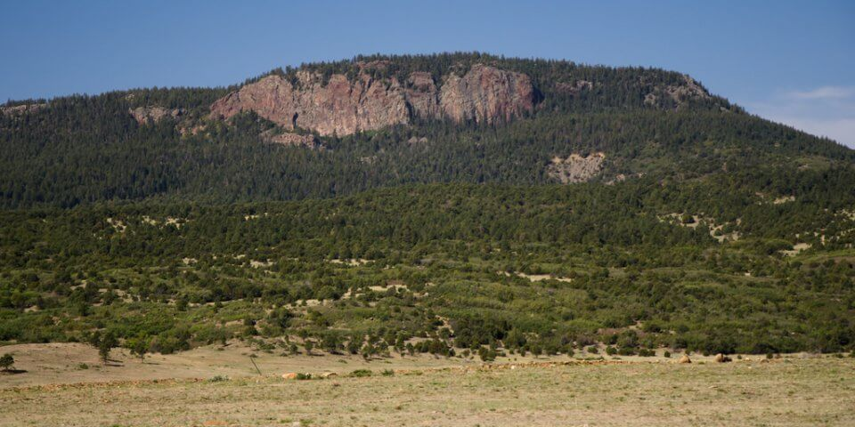 Urraca Mesa - Photo by iFl1ckr