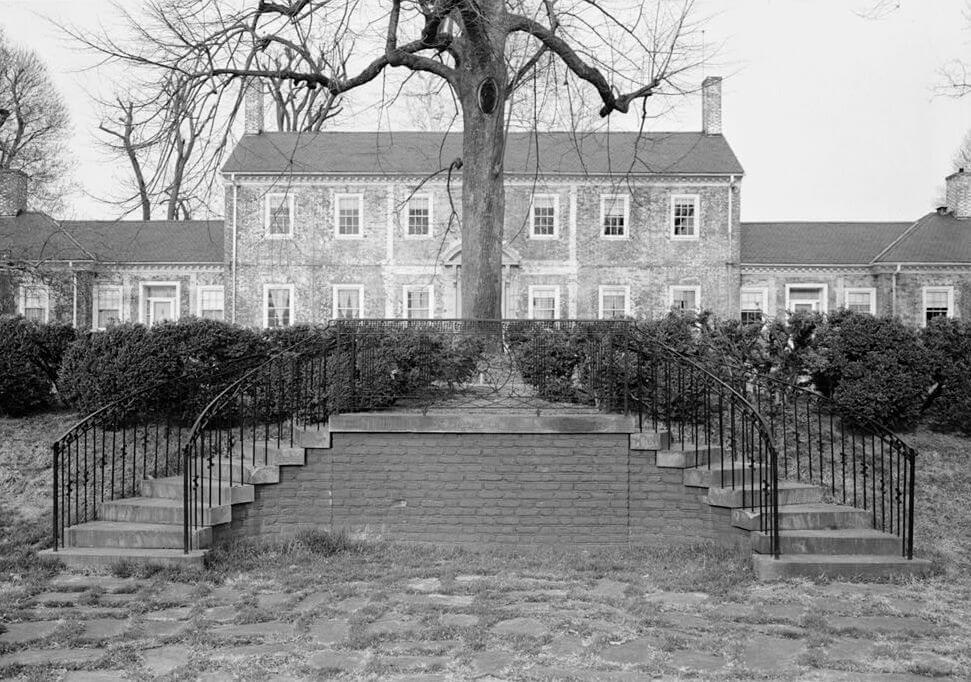 Chatham Manor - Courtesy of Wikipedia.