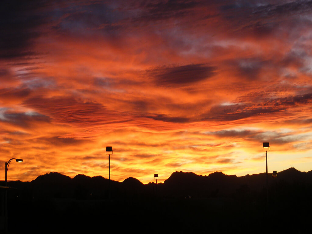 Here Are 10 Stunning Arizona Sunsets Photos That Will Leave You in Awe