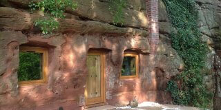 There's No Other House Like This Cave House in Bisbee, Arizona