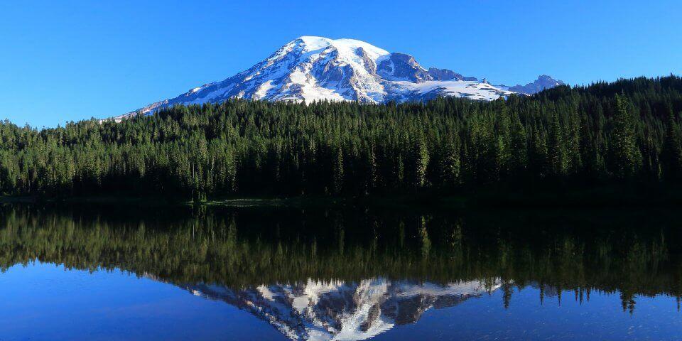 Mount Rainier National Park - Photo by J.L. Cummins