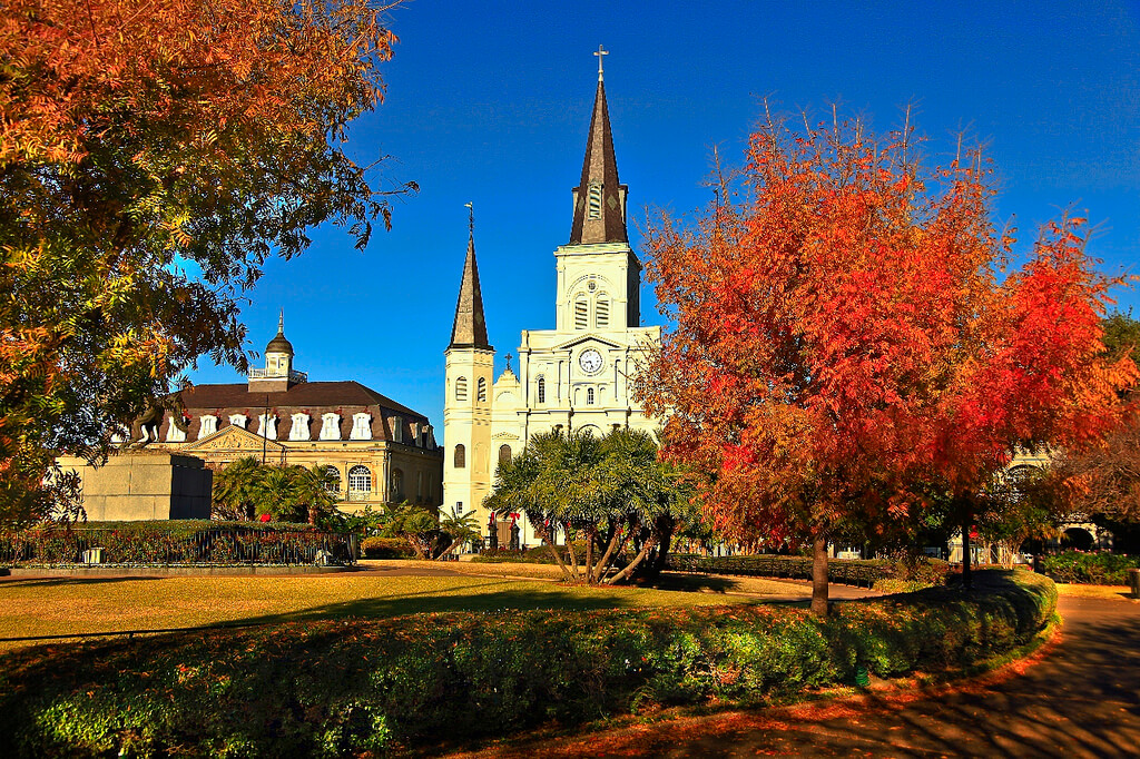 New Orleans, Louisiana - Photo by Bryan Quigley