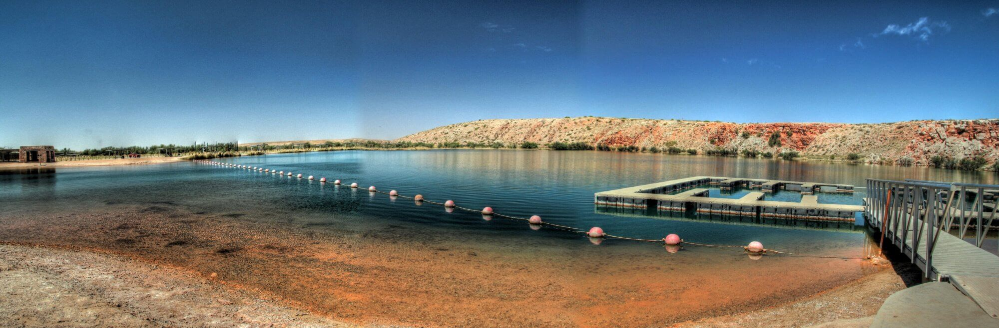 There's Something Magical About These 11 Lakes In Roswell, New Mexico