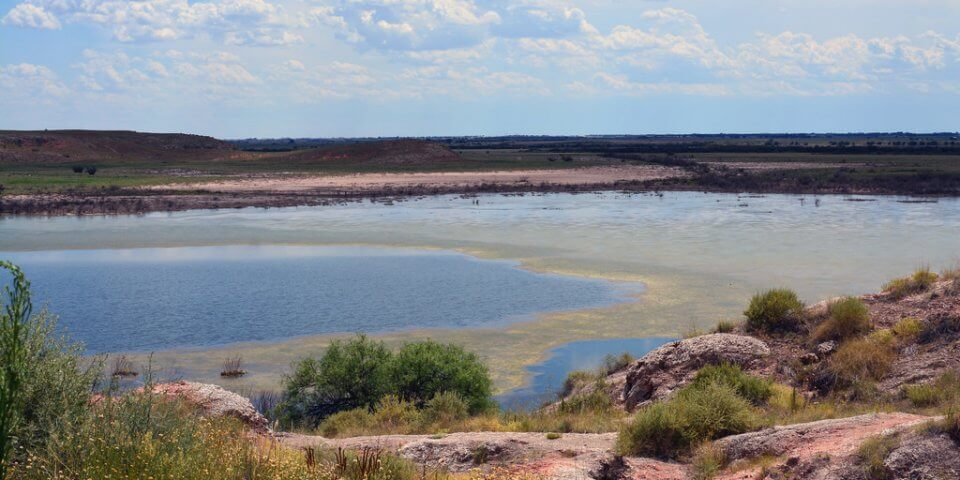 Lazy Lagoon in Roswell, New Mexico - Photo by slicedgeek