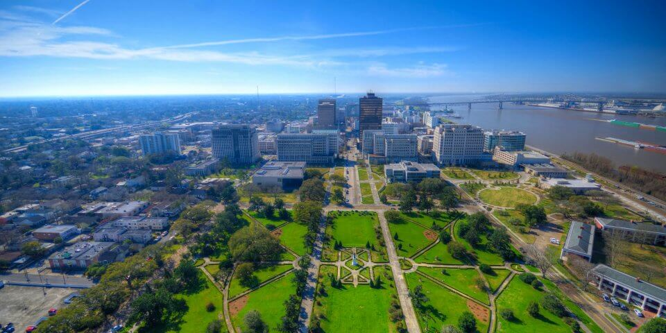 Baton Rouge, Louisiana - Photo by ap0013