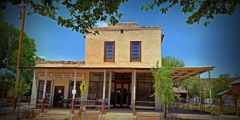 Hillsboro, New Mexico - Photo by Linda Reeder