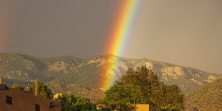 Amazing! These 10 Rainbows Captured in New Mexico Will Leave You Speechless