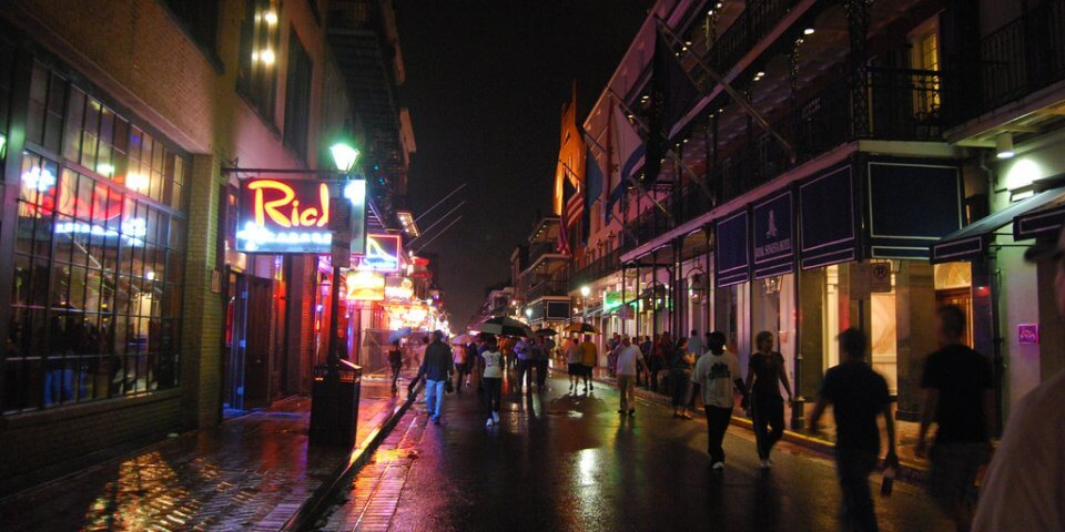 New Orleans, Lousiana - Photo by Ken Lund