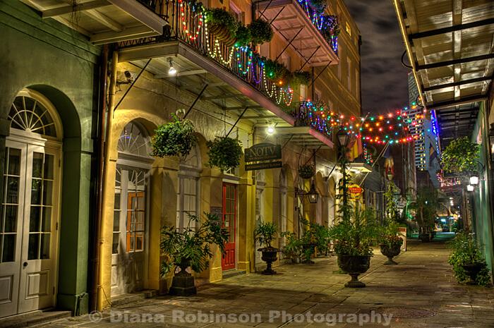 New Orleans, Louisiana - Photo by Diana Robinson