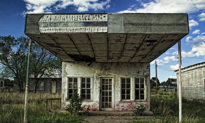 Pie Town, New Mexico - Photo by Dave Arnold