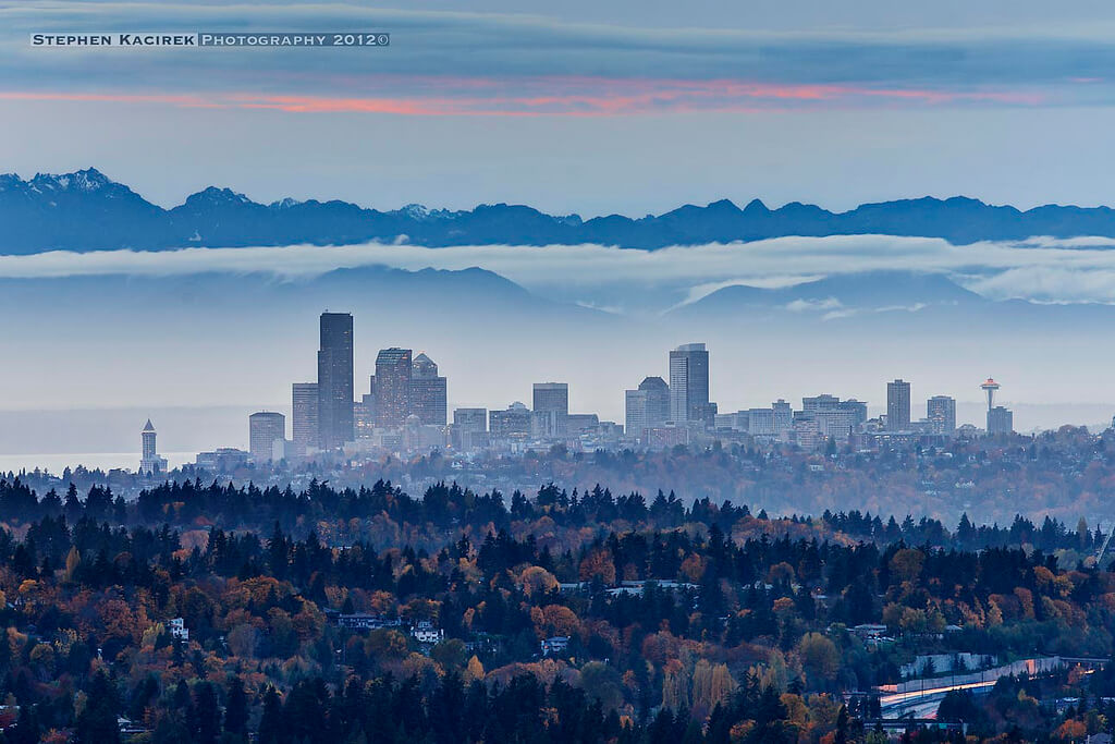 Bellevue, Washington - Photo by Stephen Kacirek