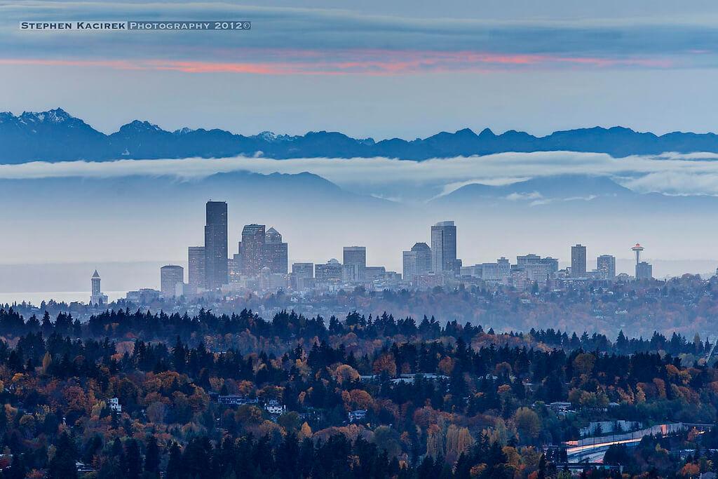 Bellevue, Washington - Photo by Stephen Kacirek