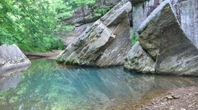 If You Didn't Know About These 6 Swimming Holes In Illinois, They're A Must Visit