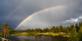 Amazing! These 7 Rainbows Captured In North Carolina Will Leave You Speechless