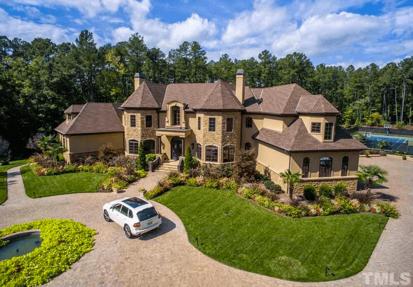 Here are 6 of the most expensive homes in north carolina for European mansions for sale