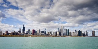 6 Amazing Chicago and other Illinois City Skyline Views