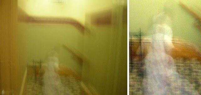 Rosie's ghost? - Photographer unknown