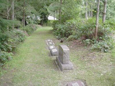 Maltby Cemetery in Maltby, Washington - Photo courtesy of http://historygoesbump.blogspot.com