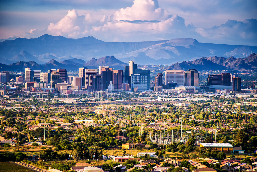 These 5 Amazing Skyline Views In Arizona Will Blow You Away