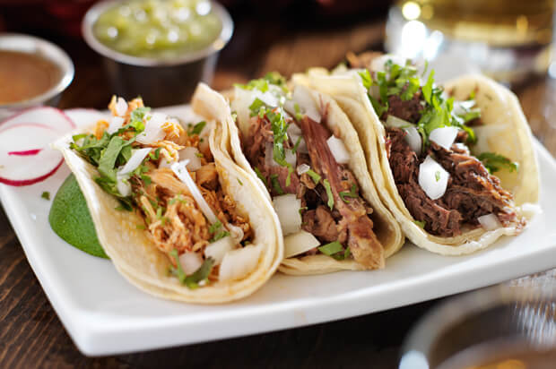 Here Are 5 Restaurants To Eat Mouthwatering Tacos That Are Insanely Good In North Carolina
