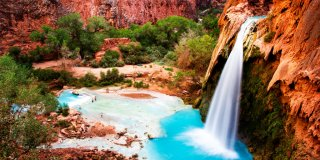 If You Didn't Know About These 5 Swimming Holes In Arizona, They're A Must Visit