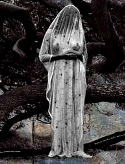 La Llorona. haunted places in New Mexico.