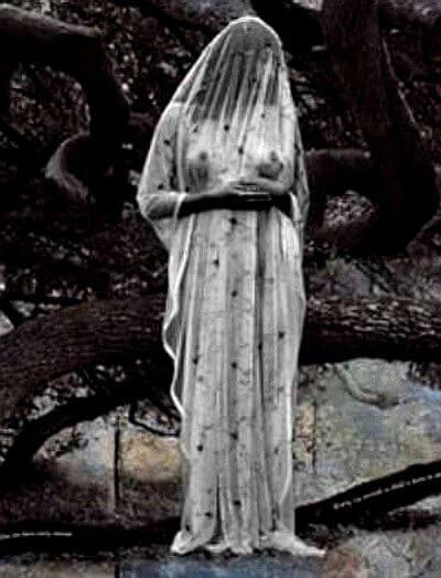 La Llorona. haunted places in New Mexico.
