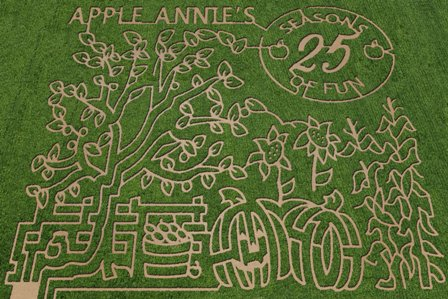 Apple Annie's Fall Pumpkin Celebration in Wilcox, Arizona