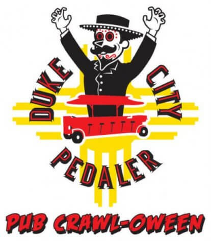 Duke City Pedaler: Pub Crawl-oween in Albuquerque, New Mexico